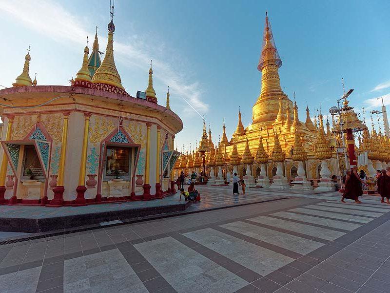 Best Car Rental Company in Myanmar