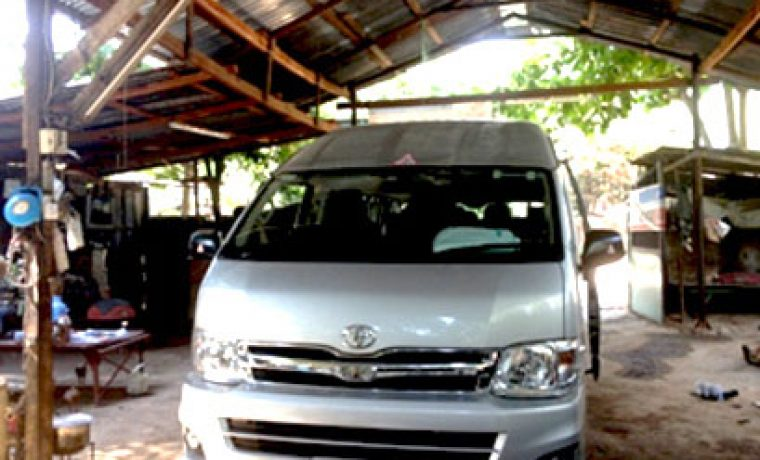 Best Car Rental Company in Myanmar
